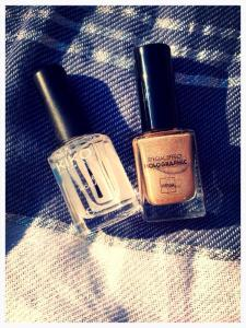 nagellak - 5 things I love about the summertime!